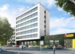 Nieruchomość komercyjna, kompleks handlowo-usługowy, Katowice Dąbrówki 13