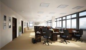 Kompleks biurowy Katowice Dąbrówki 13